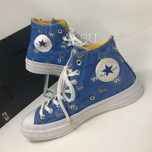 NWT Converse Ctas 70 HI Rush Blue W AUTHENTIC